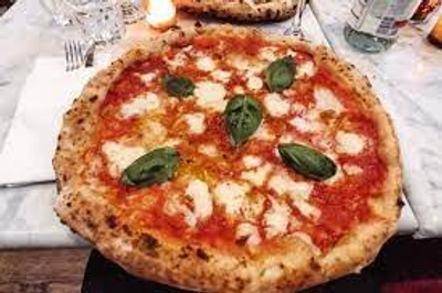 My grandma's Italians pizza