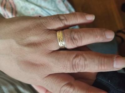 my mother ring