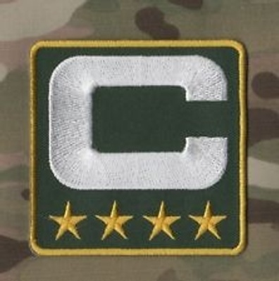 Captain Logo/Patch