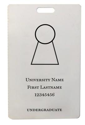 Undergraduate Student ID Card