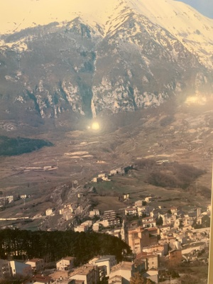 This is a photo of Palena, Abruzzo