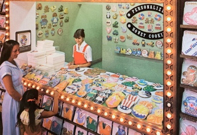 My Great-Aunt Jo/Jody Selling Cookies