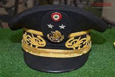 Example of what the cap looked like