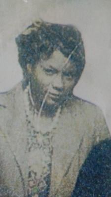 Grace, when she was in her thirties