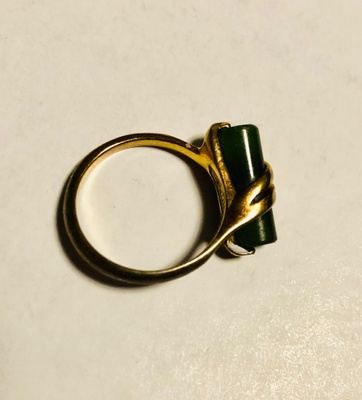 this is the Emerald Ring
