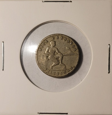 Obverse of Coin