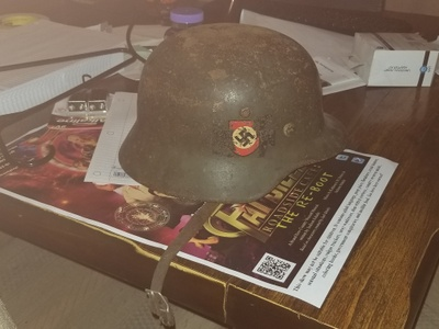 Official Nazi Helmet