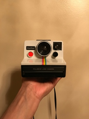 1977 Polaroid OneStep Land Camera