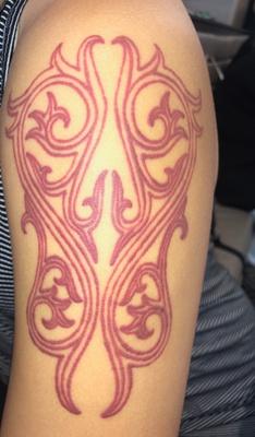 Gorga tattoo