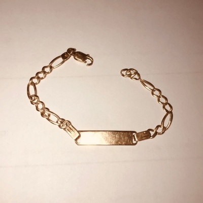 Golden Braclet