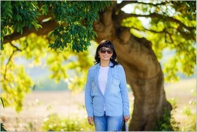 This is my mother, Jischook, visiting her hometown in South Korea.