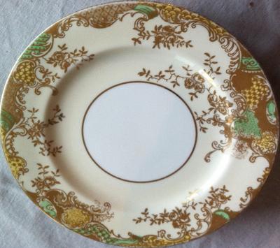 My China Plate