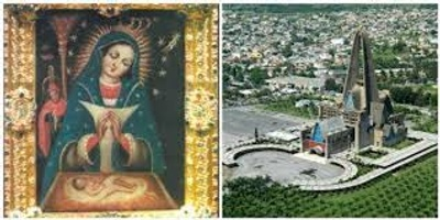 this is were the virgin is located in Dominican republic