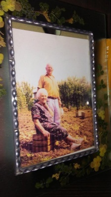 Picture of my great grandparents