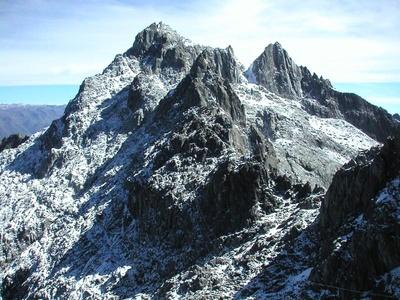 Highest mountain in Venezuela