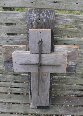 this is a cross from my family