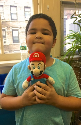 Its Mario ya!!!!!!!!!!