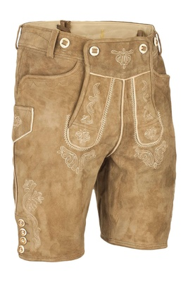 An example for a Bavarian Lederhosen