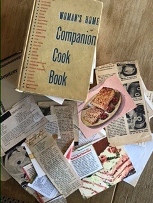 Cookbook & recipe cards