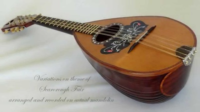 An example of how the Mandolin looks.