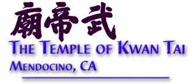 To learn more about the Temple of Kwan Tai, please visit: www.kwantaitemple.org.