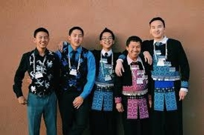 This is a boy Hmong's Clothes