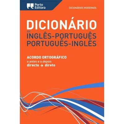 Portuguese to English Dictionary