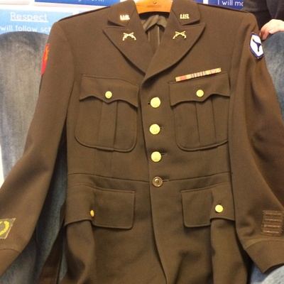 The dress uniform