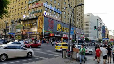 My hometown Changchun, China.