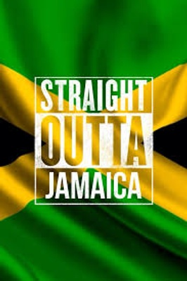 This is my origin. I am a PROUD Jamaican!