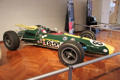 Lotus-Ford 38/1 (1965 Indy 500 Winning Car)