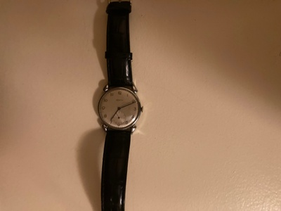 A Zenith watch that is around 80 yrs old