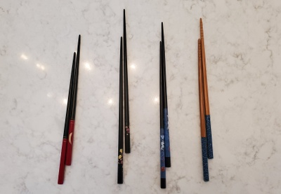 200 year old family chopsticks.