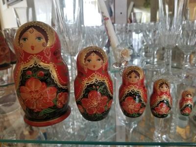 Ukainian Nesting Dolls