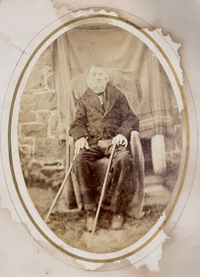 My ancestor Peter Miller