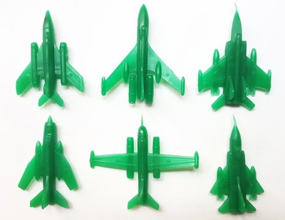 The airplane set