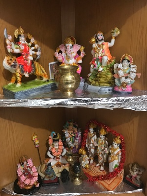 Collection of the idols over time.