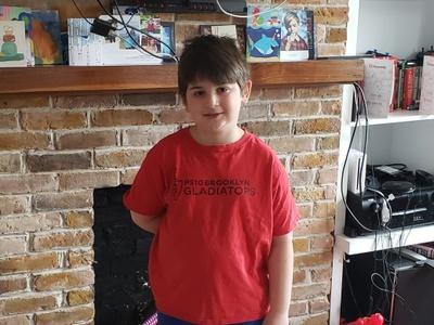 Easton Cohen, Age 7 BK, NY