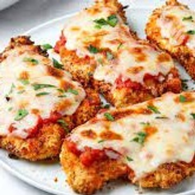An picture of Chicken parm.