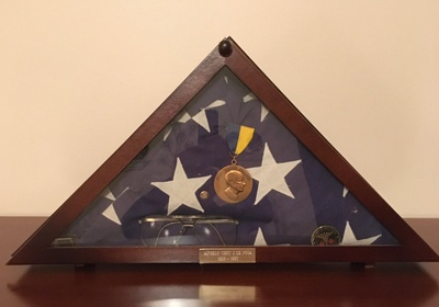 Navy WWII flag