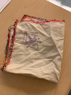 picture of handkerchief
