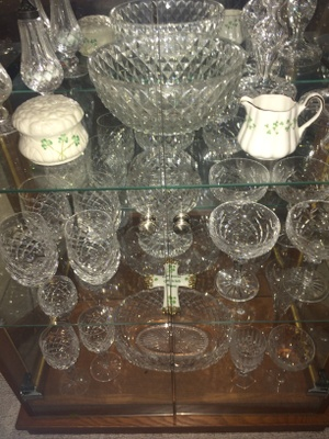 Waterford Crystal Wedding Set