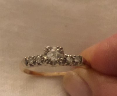 Great Grandmother's Engagement Ring