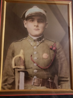 Great-Grandfather in Polish uniform