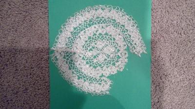 Maltese White Lace