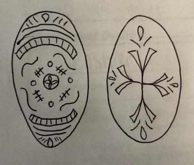 photo of psynka eggs