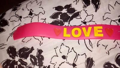 Bracelet from my best friend