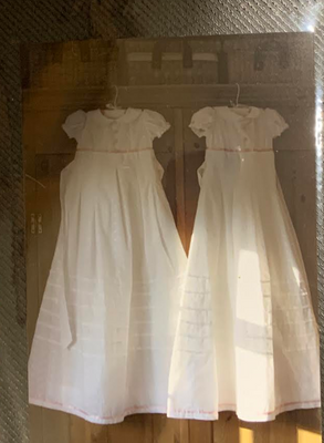 Family Heirloom Baptism Gown