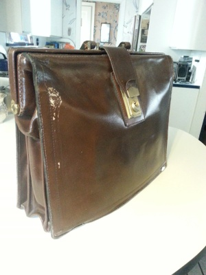 Satchel great-grandfather arrived with