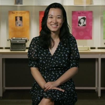 poet Jenny Xie